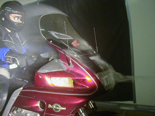 Motorcycle Aerodynamics