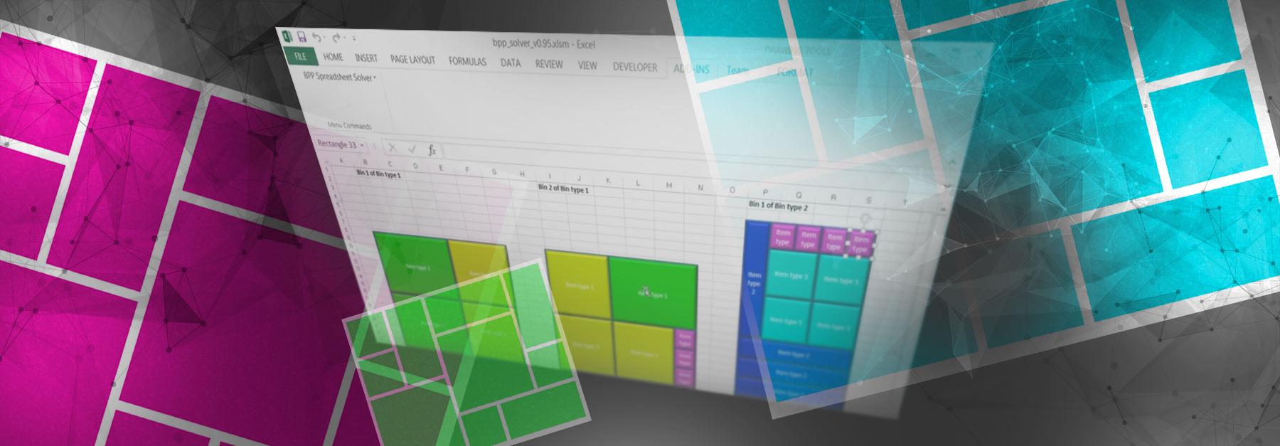 BPP Spreadsheet Solver