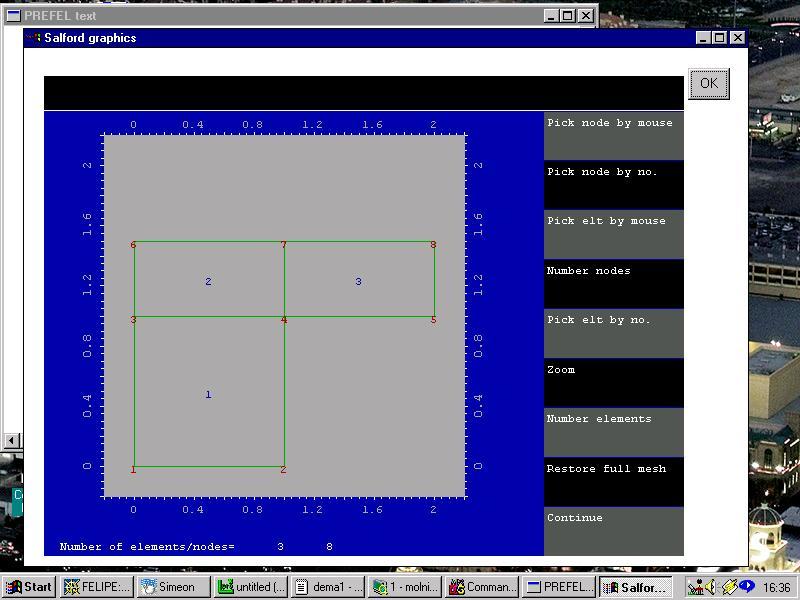 FELIPE: Finite Element Software Package