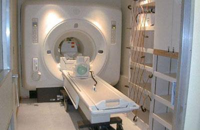 brain scanning machine